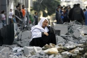 Gazawoman