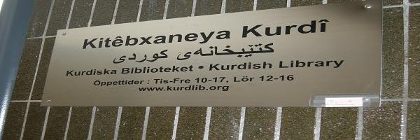 Kurdiska biblioteket