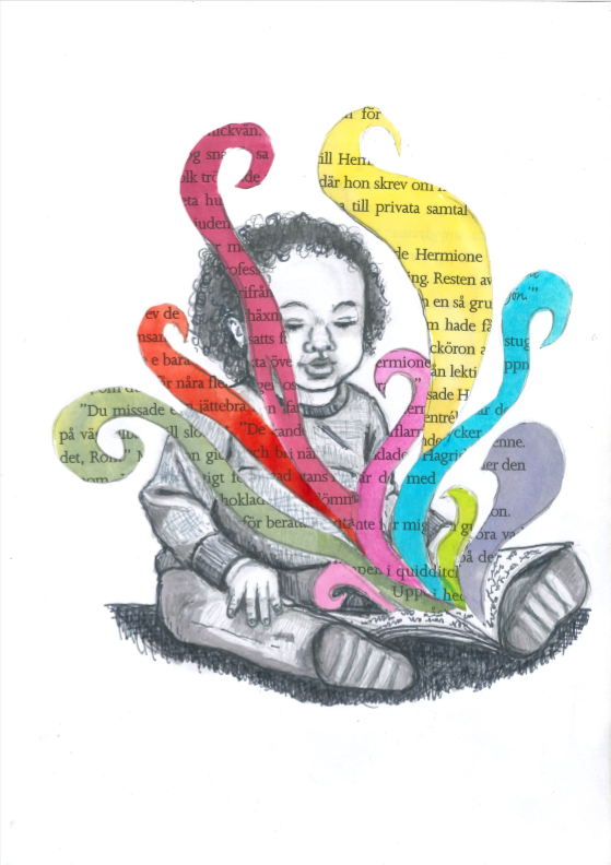 Låt barnen njuta av böcker utan pekpinnar