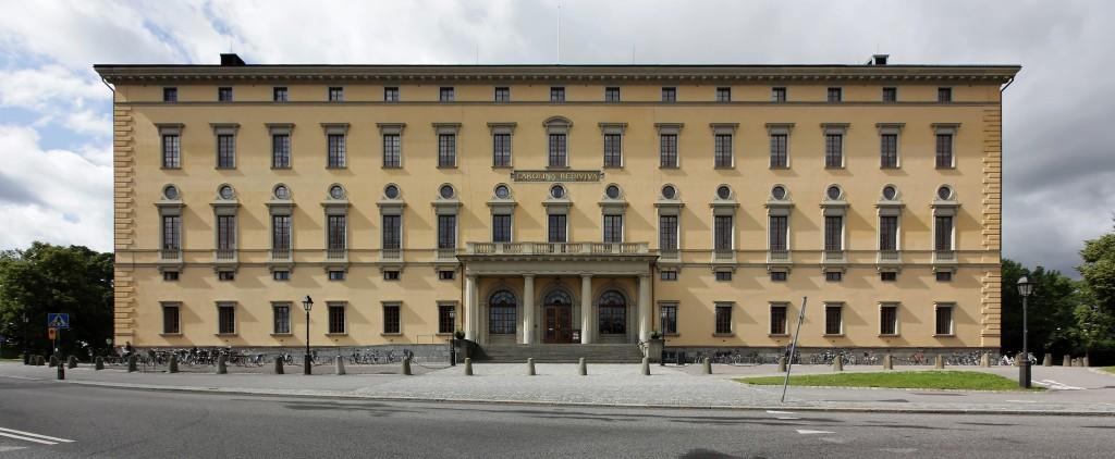 Uppsala Universitetsbibliotek Carolina Rediviva